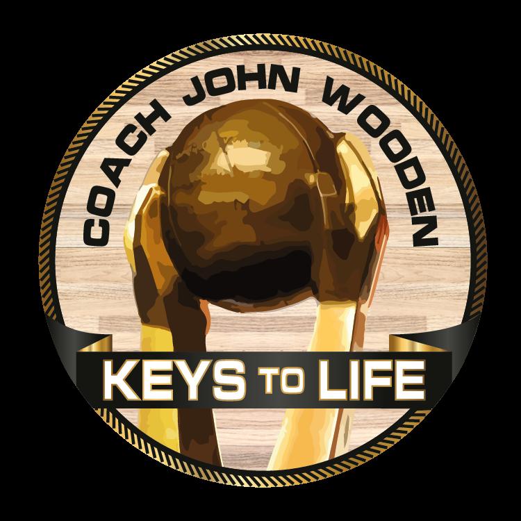 Coach John Wooden Keys to Life
