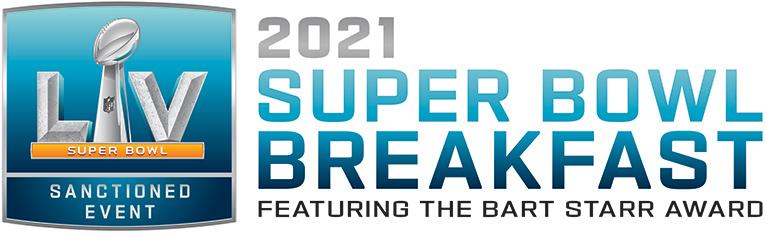 Super Bowl Breakfast 2020 Logo