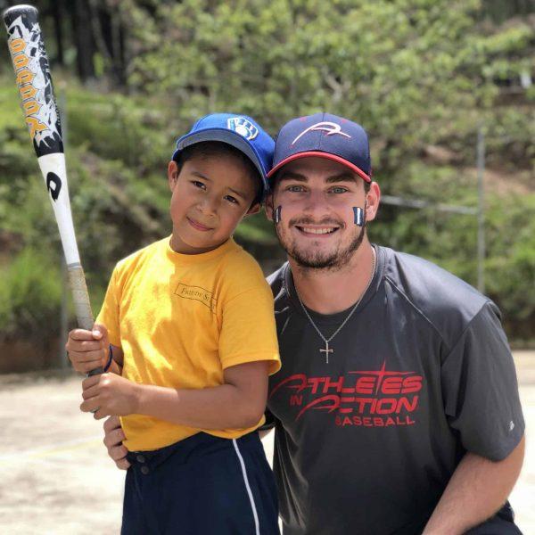 Baseball Tour with Boy
