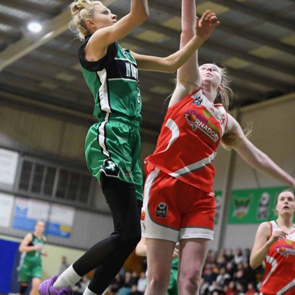 Womens Pro Basketball-Cassidy Mihalko-1